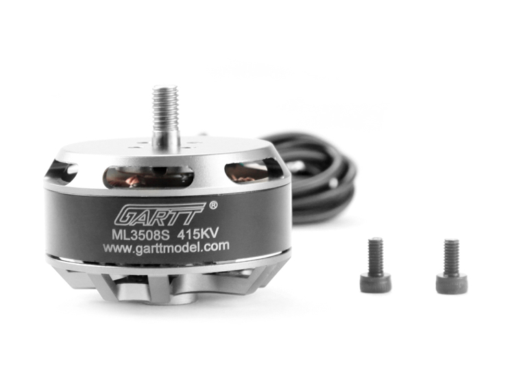4Pcs ML3508S 415KV Brushless Motor