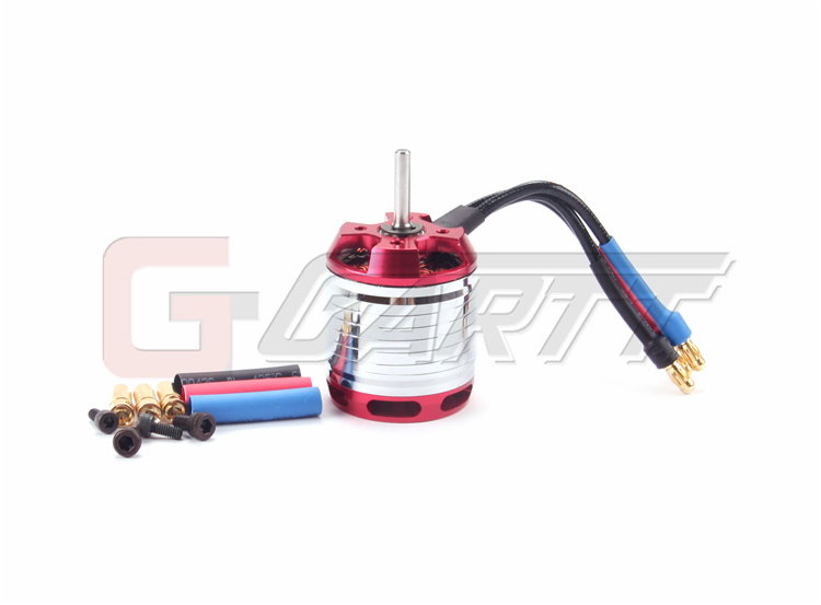 Gartt HF450L-1800KV Brushless Motor For 450L Align Helicopter