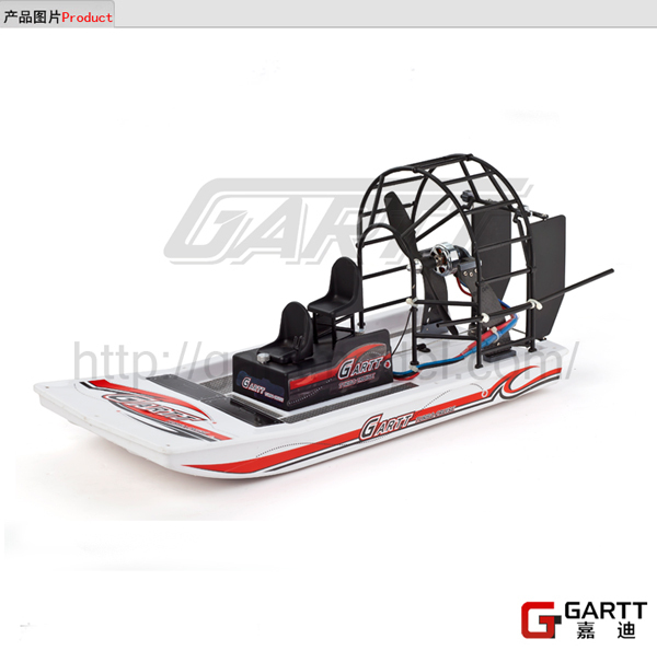 GARTT High Speed Swamp Dawg Air Boat without Electric Parts Remo