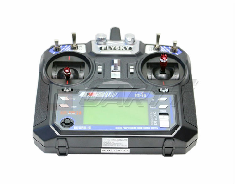 FLY SKY 6 channel FS-i6 transmitter & receiver